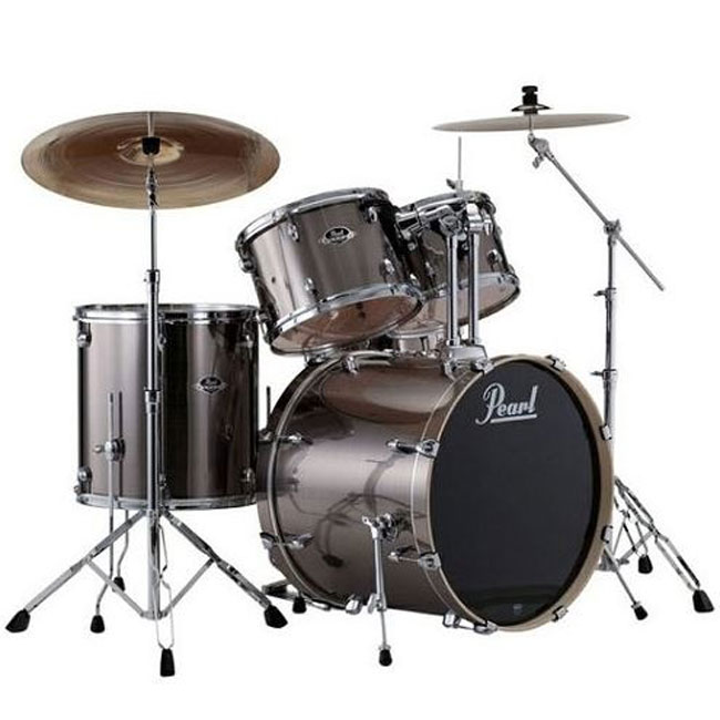 Pearl Export 725 5-Piece Drum with Free Cymbal